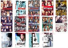 GREY'S ANATOMY - STAGIONI 1-14 (83 DVD) COFANETTI SINGOLI, ITALIANI, ORIGINALI