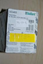 Vaillant 053465 05-3465 gasarmatur vc 66-256 vcw 206 256 L H NEUF