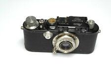 Leica III Schwarz Black + Leitz Elmar 50mm F3.5