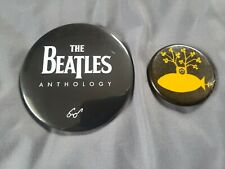 The Beatles Buttons Anthology & Yellow Submarine