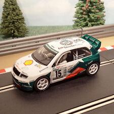Scalextric coche 1:32 - C2486 Skoda Fabia WRC #15 * * Luces # A