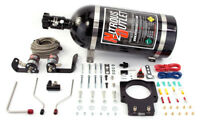 Nitrous Express 50240-00 100-500 HP Dual Holley Gasoline Conventional Pro Power Plate System