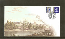 RARE BUCKINGHAM FDC. BCD12. SPECIAL DELIVERY (2). 26-10-2010. no. 17/130.