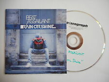 BEAT ASSAILANT : RAIN OR SHINE ( RADIO EDIT ) [ CD SINGLE ] ~ PORT GRATUIT