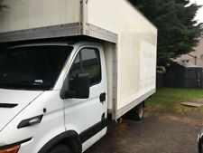 Iveco Daily Twin Wheel Base LWB Luton Box Van 3.5 Ton Tonne 68K Miles Mot 2021