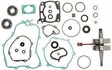 HONDA CR85 2005 2006 2007  HOT RODS COMPLETE BOTTOM END REBUILD KIT CRANKSHAFT