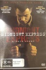 MIDNIGHT EXPRESS DELETED RARE DVD ALAN PARKER FILM BRAD DAVIS TRUE STORY DRAMA