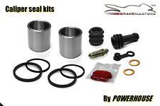 Suzuki SV650 front brake caliper piston seal rebuild set kit 1999 2000 2001 2002