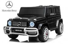 "Kinderfahrzeug Elektro Auto /""Mercedes G63 AMG/"" 12V7AH Akku,2 Mo Lizenziert"