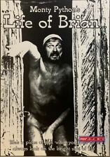 Monty Python's Life of Brian Life A Piece of Sh*t Poster 22.5 x 32.5