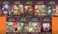 The Haunted Library Series Collection Set Books 1-9 Dori Hillestad Butler NEW!