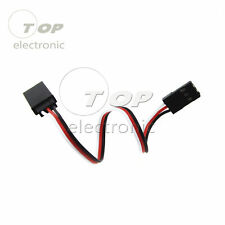 10PCS 150mm RC Servo Extension Cord Cable Wire for Car Steering Gear