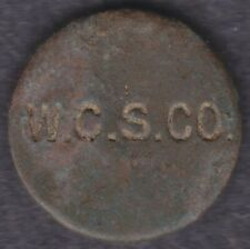 Turks & Caicos Islands - West Cascos Sisal Co. 1/2d Rare