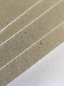"Book Binders Board 8.5"" x 11"", 10 pieces (75 pt chipboard, acid free)"