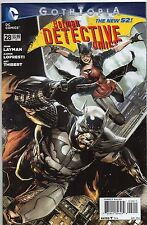 DC COMICS BATMAN IN DETECTIVE #28 APRIL 2014 NEW 52 1ST PRINT NM