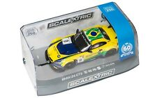 Scalextric C3721A 60th Anniversary Z4 GT3 Brands Hatch 2015, mint unused