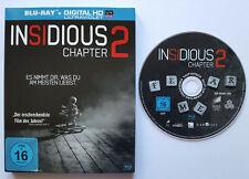 ⭐⭐⭐⭐  INSIDIOUS  -  Chapter 2  ⭐⭐⭐⭐  Blu Ray  ⭐⭐⭐⭐  FSK 16  ⭐⭐⭐⭐  Horror  ⭐⭐⭐⭐