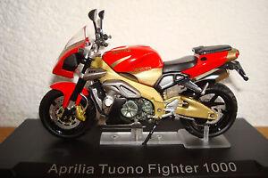 Aprilia Tuono Fighter 1000 Altaya 1:24