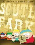 South Park: The Complete Thirteenth Season (Dvd, 2010, 3-Disc Set)
