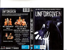 WWE:Unforgiven-2007-World Wrestling Entertainment:WWE-DVD