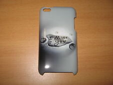 I Miss You Hard Cover Case for iPod Touch 4th Gen New Grey Goth Case