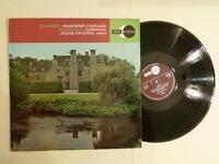 Schubert Wanderer Fantasia Schumann Carnaval Katchen Decca ECS 590 Vinyl LP