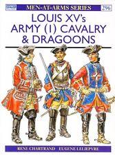 Louis Xv's Cavalry & Dragoons - Osprey Men-At-Arms 296