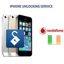 Vodafone ireland iPhone 3GS,4S,5C,5S,6,6+,6S,6S+,SE,7,7+, 8, 8+, X Fast Service