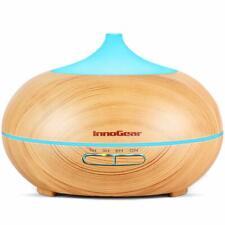 InnoGear 300ml Aromatherapy Essential Oil Diffuser Wood Grain Aroma Diffusers