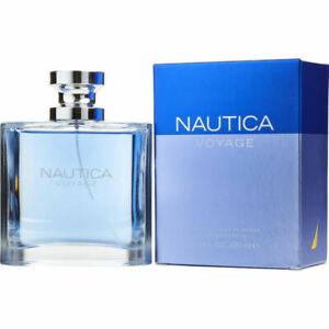 Nautica Voyage By Nautica For Men Edt Spray 3.4/3.3 oz/100 ml NEW IN BOX