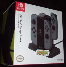 Official Nintendo Licensed HORI SWITCH NSW Joy-Con Charge Stand NEW SEALED
