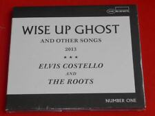 Wise Up Ghost and Other Songs [Deluxe] [Digipak] by The Roots/Elvis Costello (CD