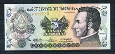 Honduras - 5 lempiras - 85d - 26.8.2004