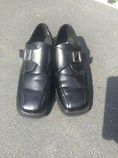 Boys Youth Black Dress Shoes- Size 6