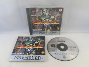 Sony Playstation 1 PS1 - Soulblade Platinum