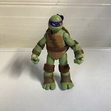 Tmnt Donatello Figura de Acción Teenage Mutant Ninja Turtles Nickelodeon 2012