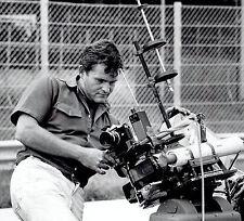 "1967 Vintage Photo camera man John M. Stephens ""Grand Prix"" film Cinematographer"