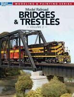 Model Railroad Bridges & Trestles, Paperback by Kalmbach Books (COM); Wilson,...
