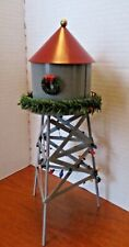 Water tower for village or train set