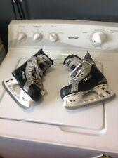 Nike Bauer Supreme One15 Ice Hockey Skates Junior Size 3R Tuuk Lightspeed Pro