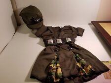 Miss Army Girl Costume. Lillian Vernon 4-6