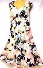 plus sz M / 20 TS TAKING SHAPE EVENT-WEAR Sundae Rose Dress sateen NWT! rrp$250