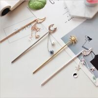 Anime Cardcaptor Sakura Wing Hairpin Lolita Girl Cosplay Hair Stick 4 Patterns