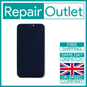 Display Digitizer For iPhone 11 Black Replacement LCD Touch Screen & Frame UK