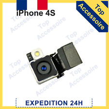 IPHONE 4S ORIGINAL MODULE CAMERA APPAREIL PHOTO ARRIÈRE LED 5MPX