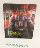 STAR WARS IV A New Hope - 3D LENTICULAR Flip Magnet Cover FOR bluray steelbook