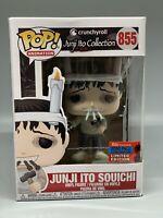 Funko POP #855 Junji Ito Souichi 2020 NYCC Fall Con Exclusive SEE PICS