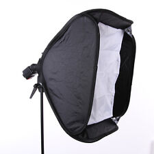 "50x50cm 20"" Soft Box Softbox Flash SpeedLight for 430EX 580EX SB600 SB900 YN-560"