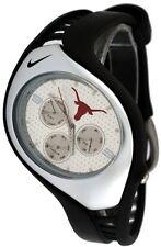 NIKE TRIAX SWIFT 3I NCAA TEXAS LONGHORNS COLLEGE FOOTBALL TEAM WATCH WD0039-009