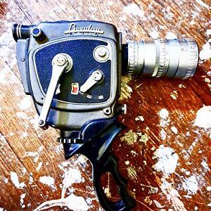 Vintage Caméra beaulieu R8  reflex control film camera France